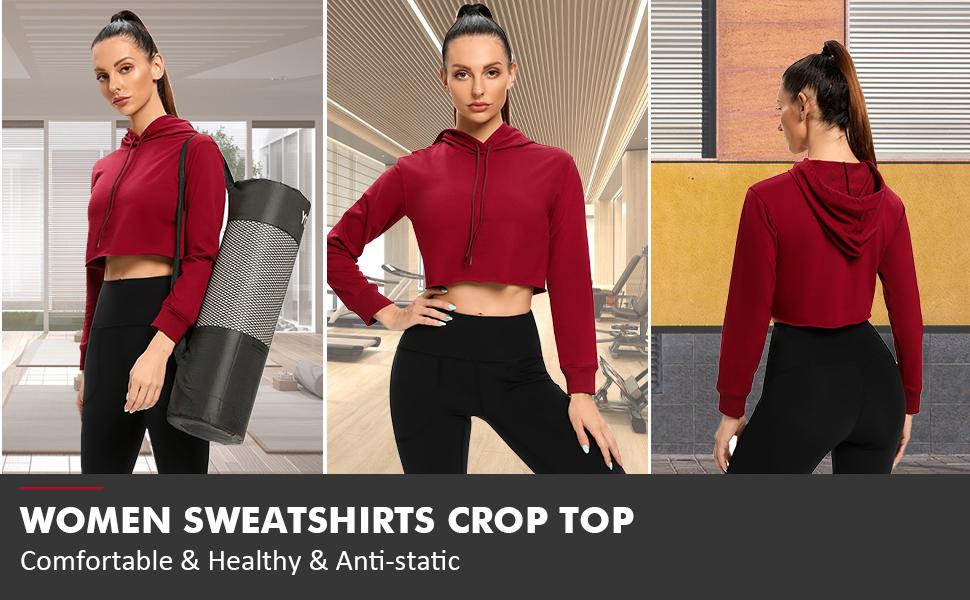 Siahk Women Hooded Sweatshirts