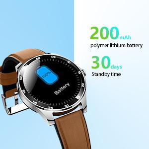 Rogbid GT Smart Watch Fitness Tracker  super bettery