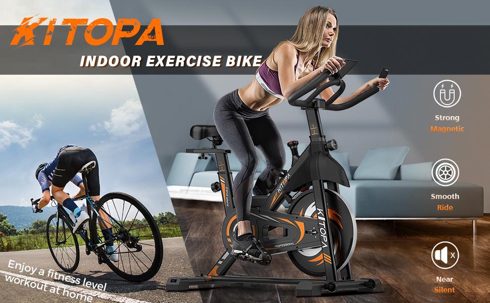 exercise bike kitopa