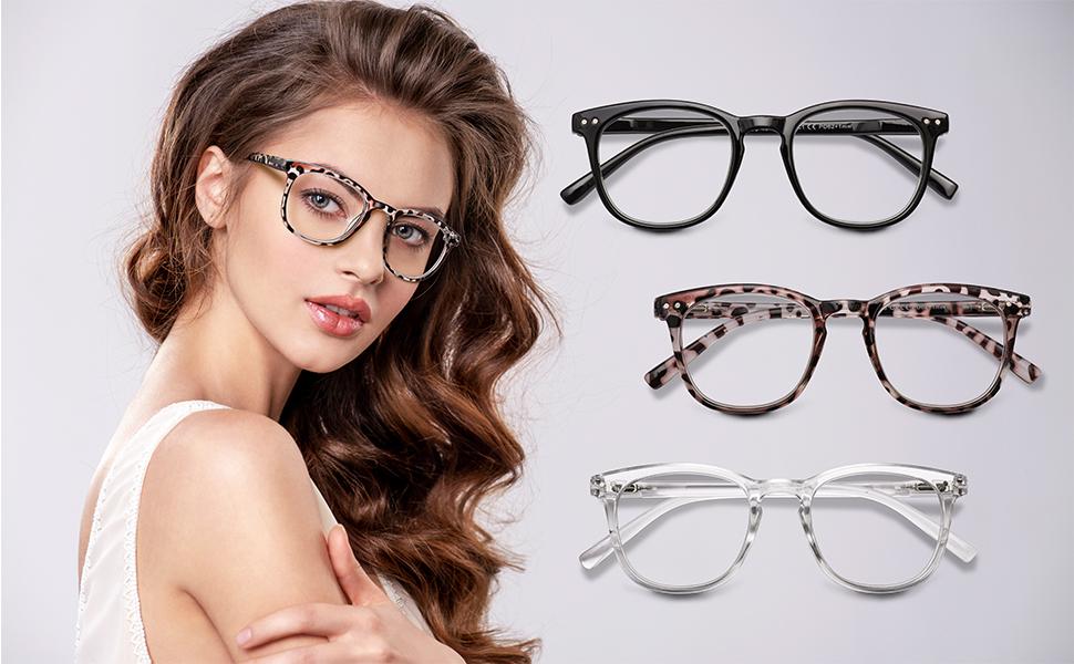 glasses show