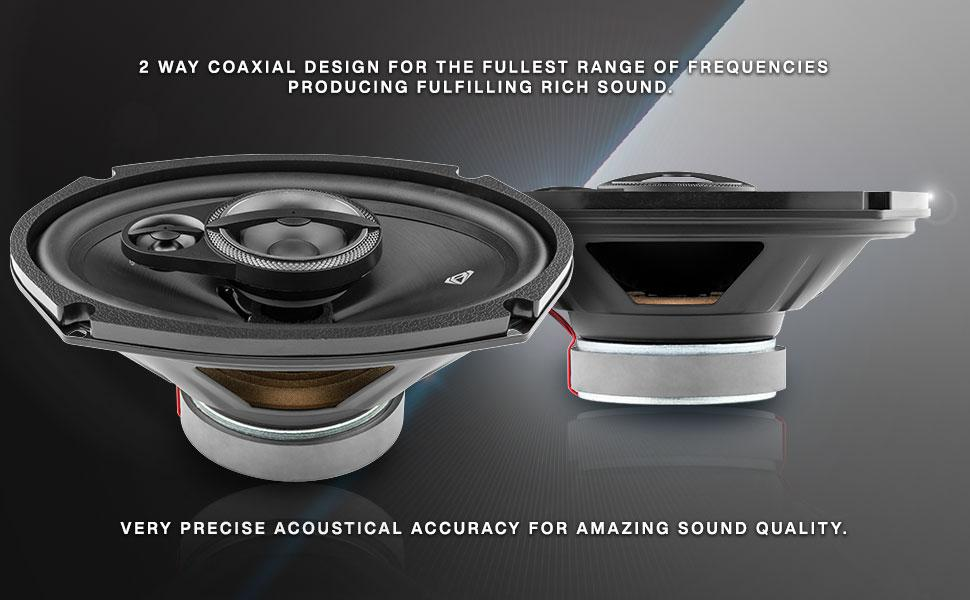 car audio 6 x 9 speaker entry level perfect quality