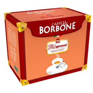 Caja Respresso 100 capsulas