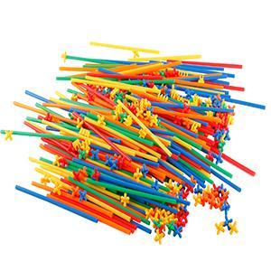 kid straw toy