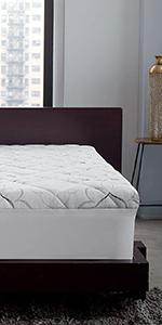 Instant Pillow Top Mattress Topper