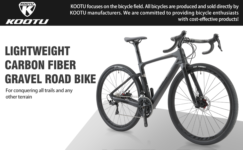 KOOTU Gravel Bike