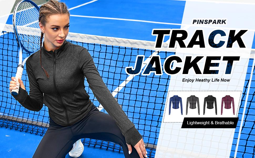 women tennis jacket