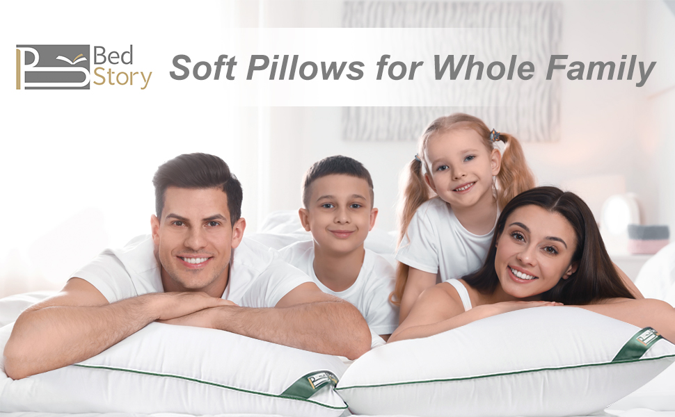 Bed Pillows For Sleeping