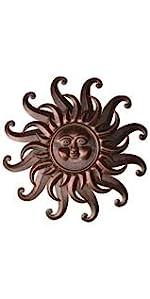 Sun Decorations