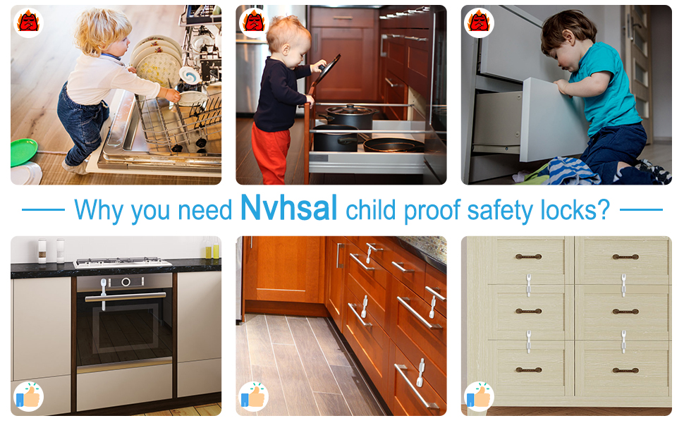 baby locks for cabinets and drawers