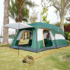 Extra Large Tent 12 Person