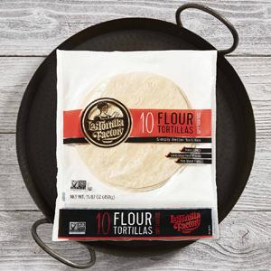 Traditional Flour and Corn Tortillas