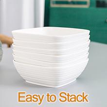 Square Ceramic Bowl