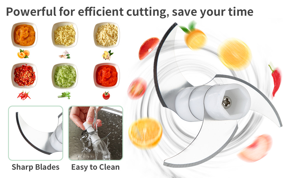Powerful for efficient cutting ,save your time