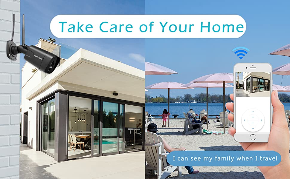 Take care of your home