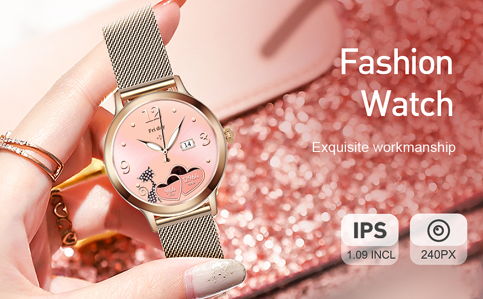 Fashion Intelligent Watch