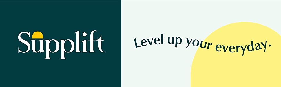 Supplift - Level up your everyday.