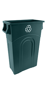 ECOSolutions Highboy Recycling Bin