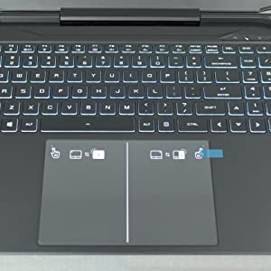 Large Glass Precision Touchpad