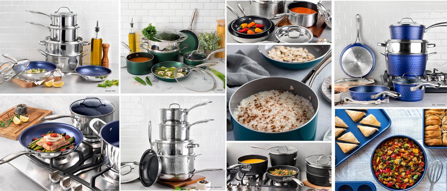 granitestone cookware
