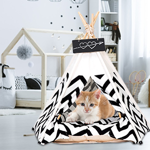 teepee for pet