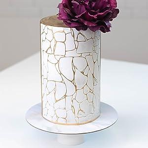 marble cake board
