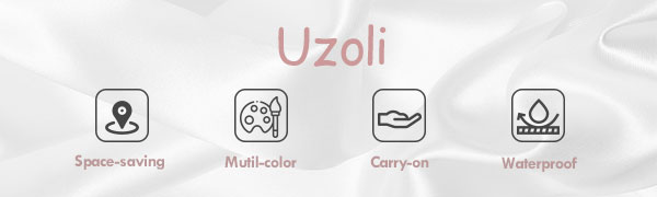 travel jewellery box of Uzoli