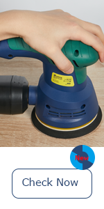 Electric Sander for Woodworking
