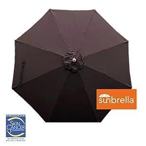 9x8 sunbrella brown