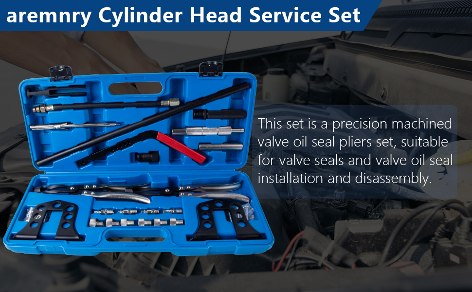 Cylinder Head Service Set Tool
