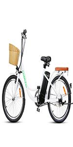 electric bike elegance
