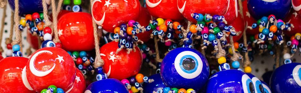 Türkische Auge