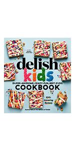 Delish Kids Cookbook