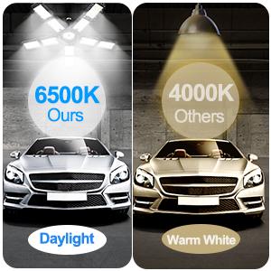 6500K like daylight