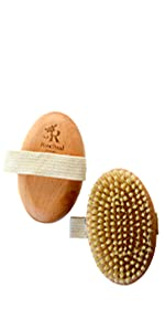 the perfect skin brush dry brush