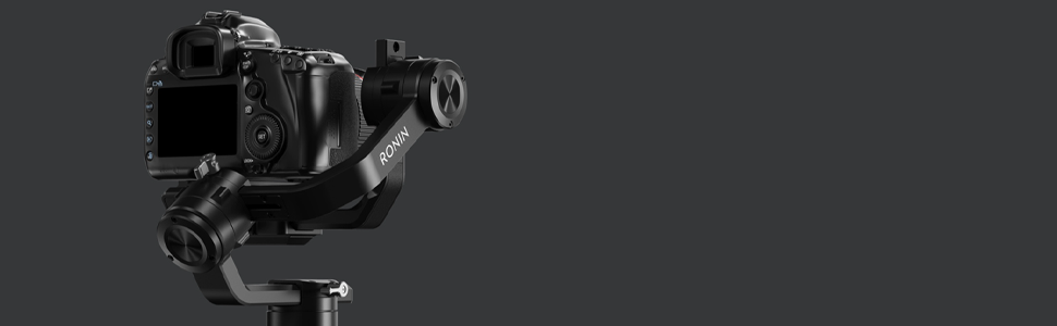 DJI Ronin-S with camera attached