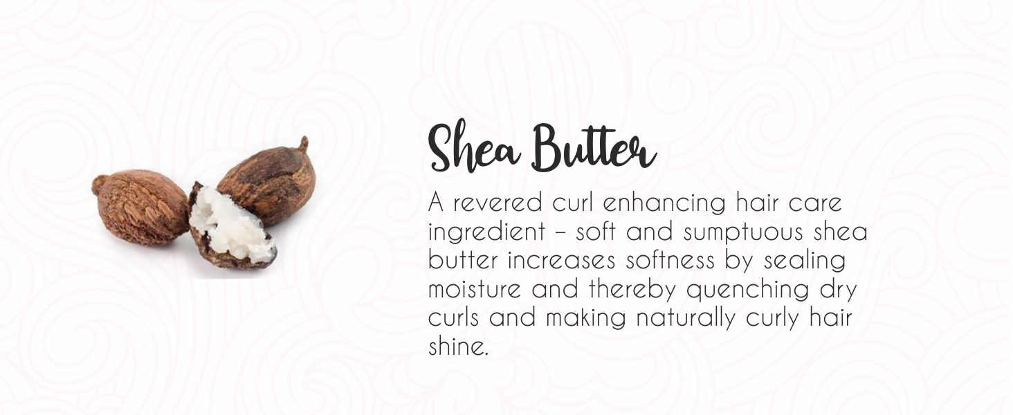 shea butter for hair, curly hair care , Plant based nourishment, curl booster