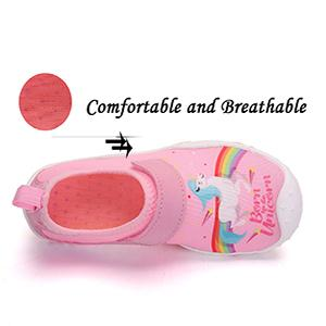 Comfortable and Breathable