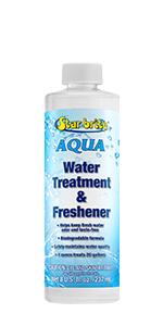 Star brite, Aqua, Water Treatment amp;amp; Freshener, Maintains Waters Freshness, Camper, Boat