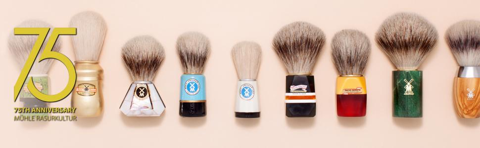 MUHLE Shaving Culture, Germany since 1945