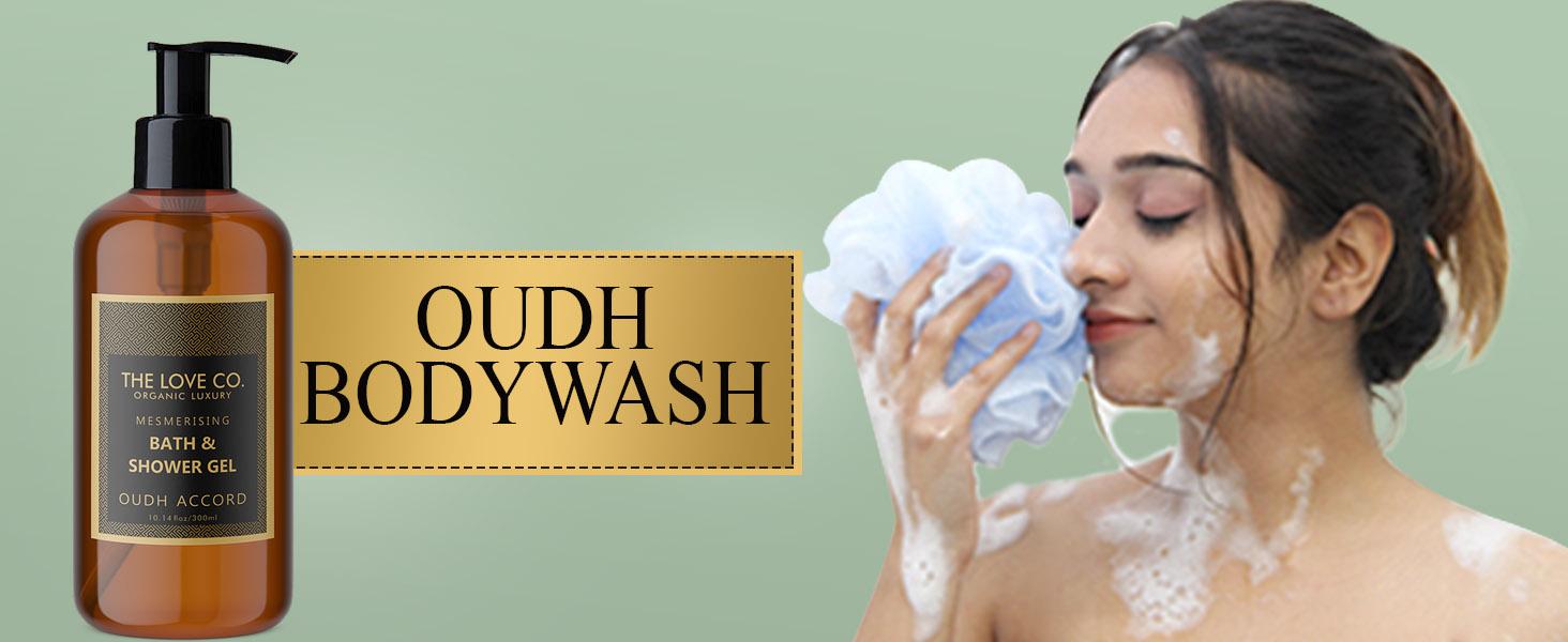 Oudh Bodywash