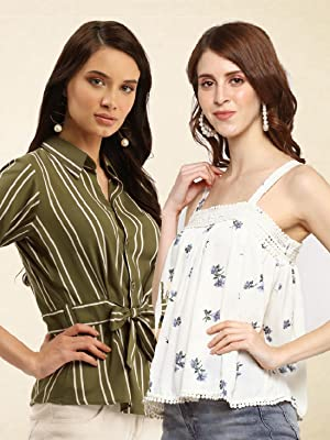 Taurus Clothing Casual Office wear Tops T-shirt Party Evening Indian