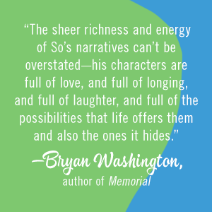 Afterparties by Anthony Veasna So, Bryan Washington quote
