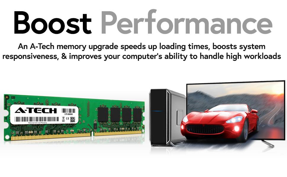 DDR2 DIMM ram for desktop Boost performance