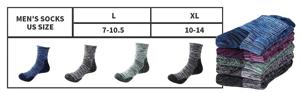 Hiking Socks 4