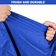 TOUGH AND DURABLE