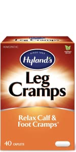 Leg Cramps 40 Caps