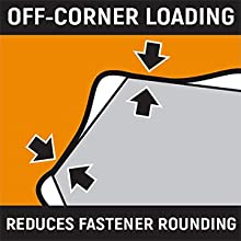 Off-Corner Loading Reduces Faster Rounding