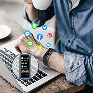 Call/ Message Notifications & Alarm Clocks