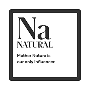 Mother Mature is our only influencer.