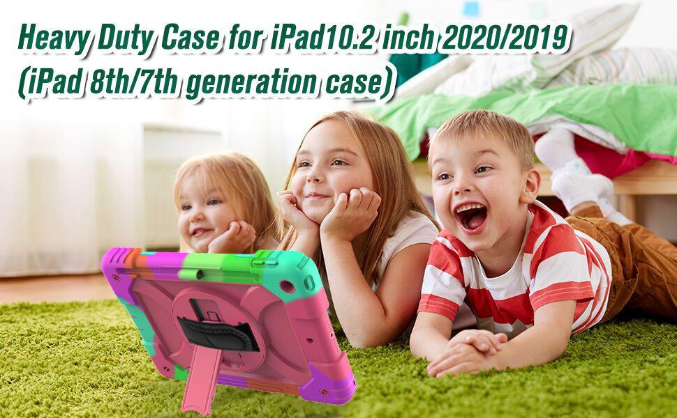 iPad 8th generation case